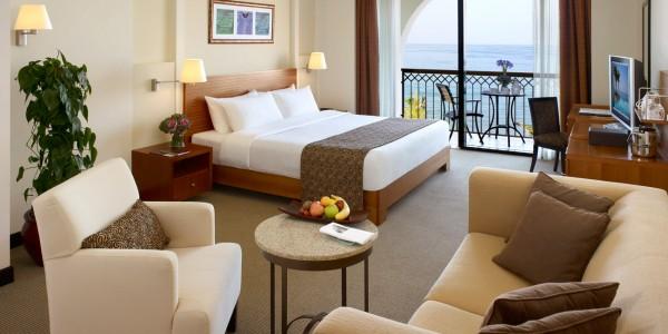 Oman - Muscat - Shangri-La Barr al Jissah - Al Waha Executive Room