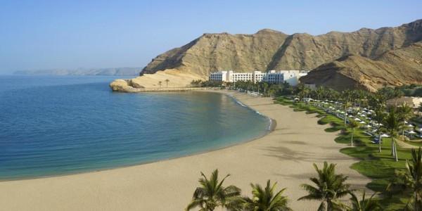 Oman - Muscat - Shangri-La Barr al Jissah - Beach