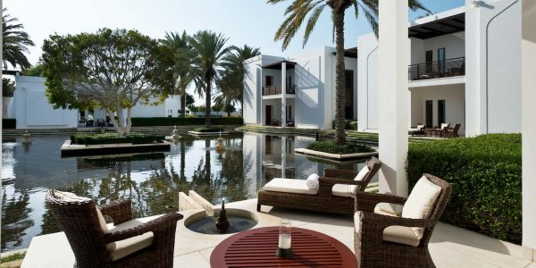 Oman - Muscat - The Chedi Muscat - Club Suite