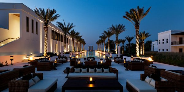 Oman - Muscat - The Chedi Muscat - Pool