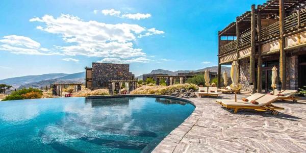 Oman - Nizwa & the Forts - Alila Jabal Akhdar - Overview