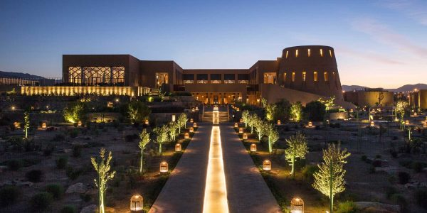 Oman - Nizwa & the Forts - Anantara Al Jabal Al Akhdar Resort - Overview