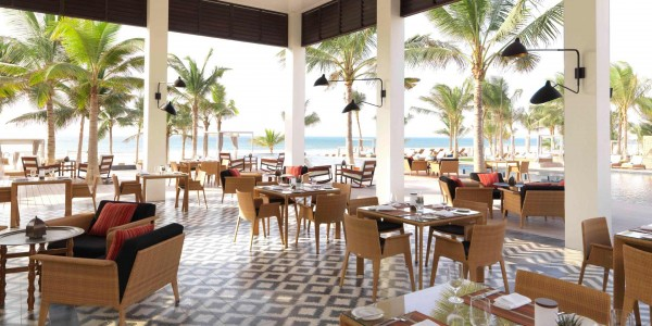 Oman - Salalah & the Dhofar Region - Al Baleed Resort Salalah by Anantara - Al Mina Restaurant