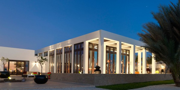 Oman - Salalah & the Dhofar Region - Al Baleed Resort Salalah by Anantara - Dining