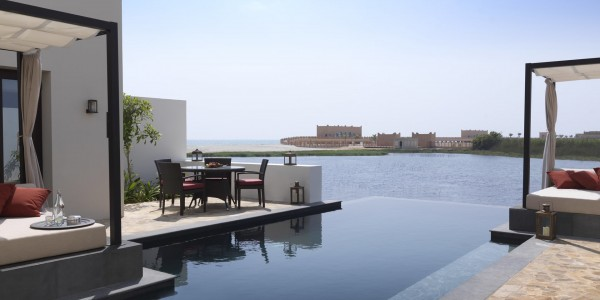 Oman - Salalah & the Dhofar Region - Al Baleed Resort Salalah by Anantara - Garden View Villa