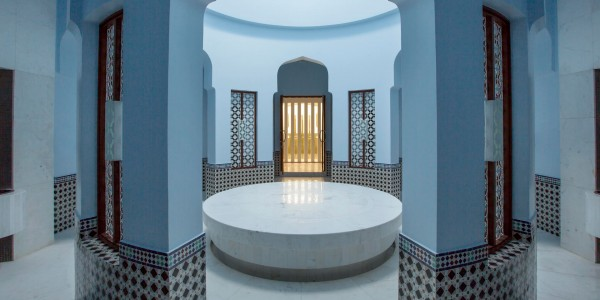 Oman - Salalah & the Dhofar Region - Al Baleed Resort Salalah by Anantara - Spa