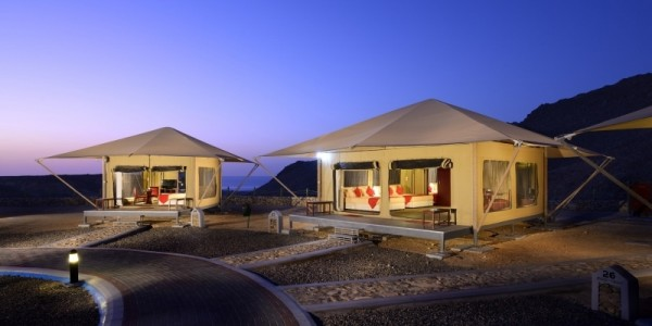 Oman - Sur & Ras al Jinz Turtle Reserve - Ras al Jinz Turtle Reserve - Camp
