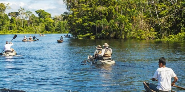 Peru - The Amazon Rainforest - MV Aria Cruise - Excursions