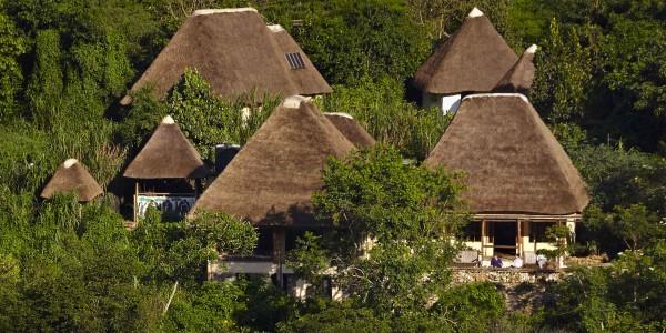 Uganda - Bwindi National Park - Volcanoes Bwindi Lodge - Overview