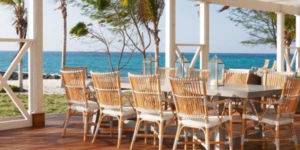Africa - Zanzibar - Thanda Island - Dining
