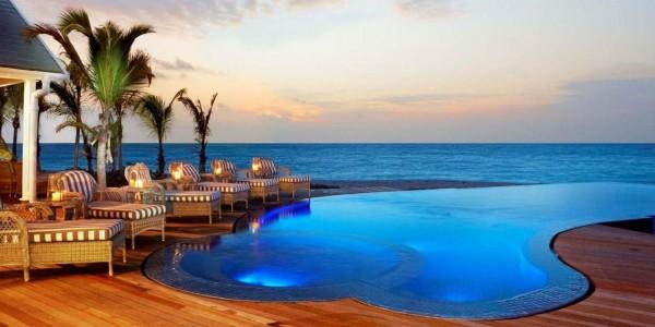 Africa - Zanzibar - Thanda Island - Pool