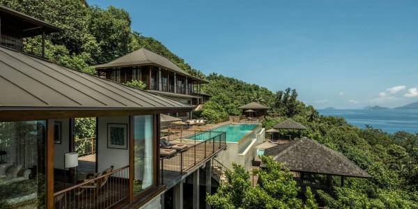 Indian Ocean - Seychelles - Four Seasons Resort Mahe - Four Bedroom Villa