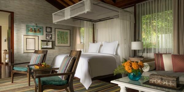 Indian Ocean - Seychelles - Four Seasons Resort Mahe - Hilltop Ocean View Villa