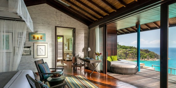 Indian Ocean - Seychelles - Four Seasons Resort Mahe - Serenity Villa
