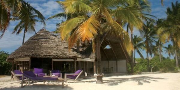 Zanzibar - Fanjove Island - Accomodation