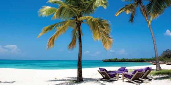 Zanzibar - Fanjove Island - Beach