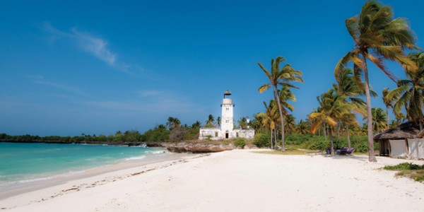 Zanzibar - Fanjove Island - Lighthouse