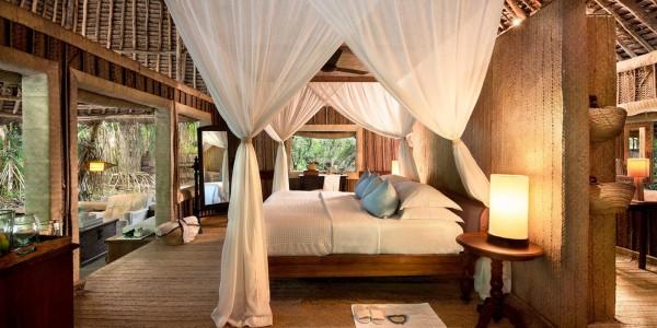 Zanzibar - Mnemba Island - Inside