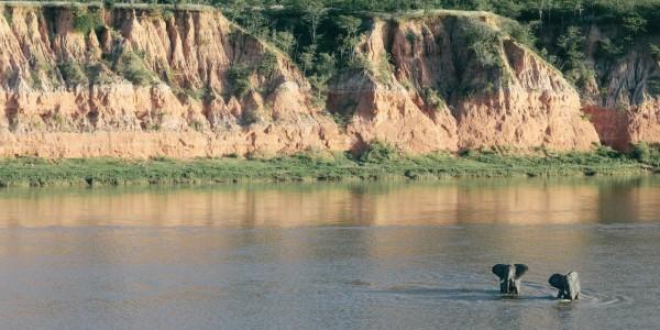 Zimbabwe - Gonarezhou National Park - River 2