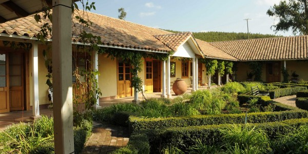 Chile - Winelands of Chile - La Casona de Vina Matetic - Overview