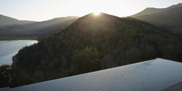 Chile - Winelands of Chile - Vina Vik - Pool