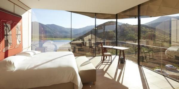 Chile - Winelands of Chile - Vina Vik - Room