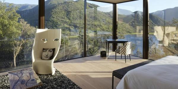 Chile - Winelands of Chile - Vina Vik - Room2