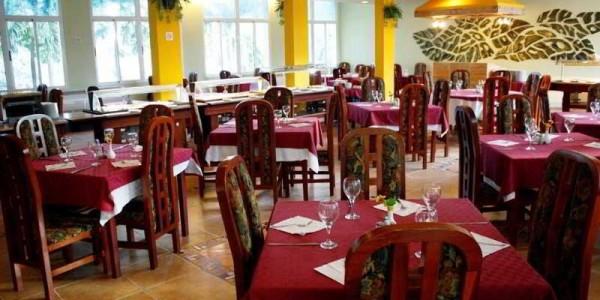 Cuba - Santiago de Cuba - Las Americas - Restaurant