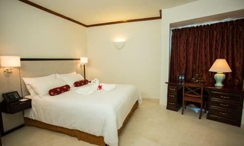 Guyana - Georgetown - Pegasus - Luxury Room