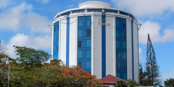 Guyana - Georgetown - Pegasus - Overview