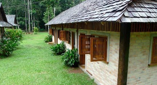 Guyana - Iwokrama Forest Reserve - Atta Rainforest Lodge - Overview