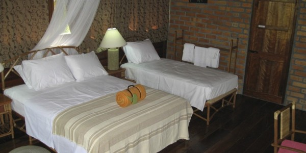Guyana - Iwokrama Forest Reserve - Iwokrama River Lodge - Room