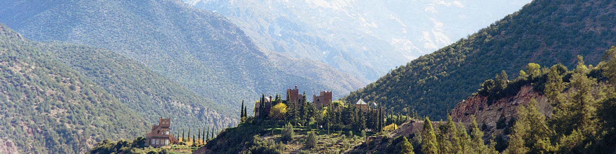 Morocco - Atlas Mountains
