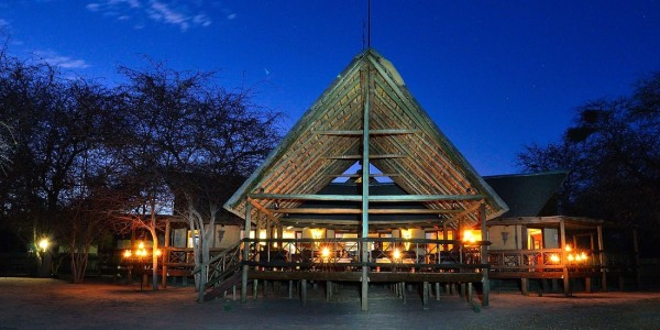 Botswana - Central Kalahari - Deception Valley Lodge - Overview