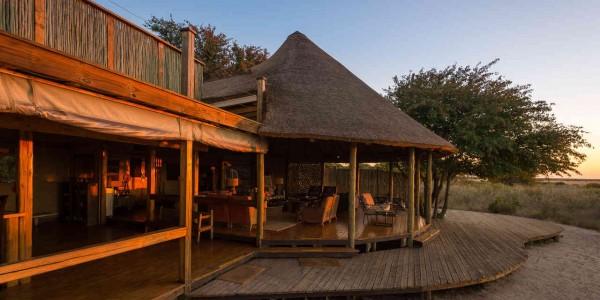 Botswana - Central Kalahari - Kalahari Plains Camp - Overview