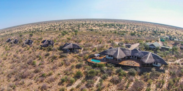 Botswana - Central Kalahari - Tau Pan Camp - Overview