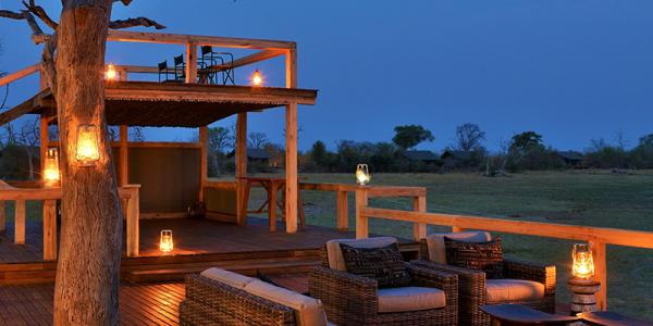 Botswana - Chobe National Park - Ghoha Hills Savuti - Outside