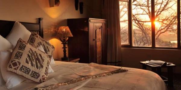 Botswana - Chobe National Park - Muchenje Safari Lodge - Pricate Cottage