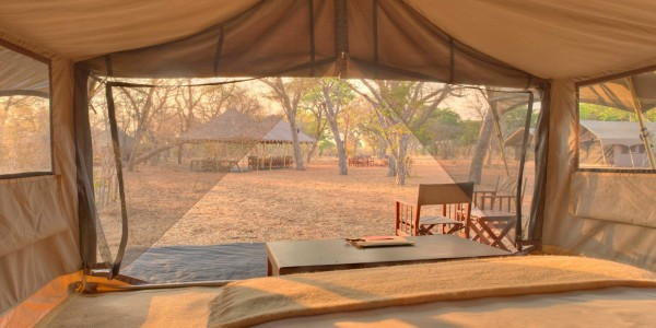 Botswana - Chobe National Park - andBeyond Chobe Under Canvas - Ensuite Tent