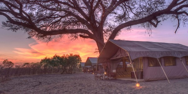 Botswana - Chobe National Park - andBeyond Chobe Under Canvas - Overview