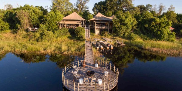 Botswana - Linyanti, Selinda & Kwando - Duma Tau - Overview