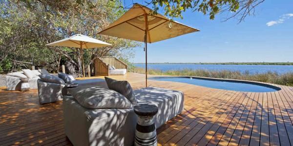 Botswana - Linyanti, Selinda & Kwando - Duma Tau - Pool