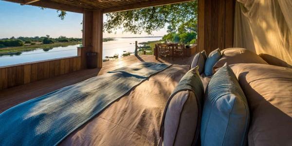 Botswana - Linyanti, Selinda & Kwando - Duma Tau - Room