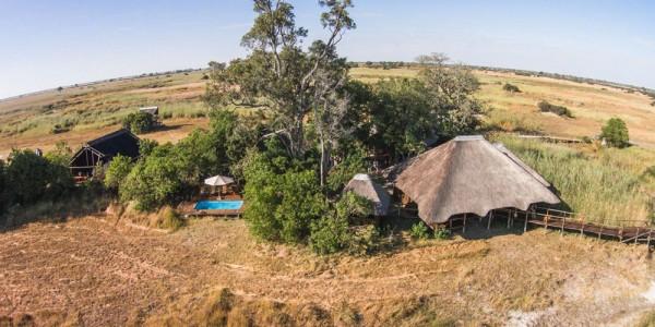 Botswana - Linyanti, Selinda & Kwando - Lebala Camp - Overview