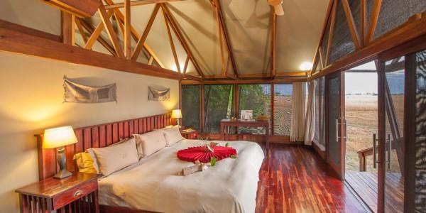 Botswana - Linyanti, Selinda & Kwando - Lebala Camp - Room