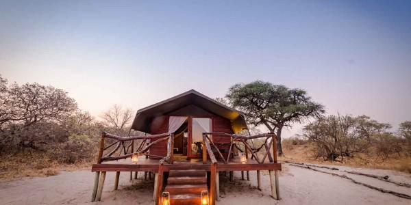 Botswana - Linyanti, Selinda & Kwando - Savuti Camp - Overview