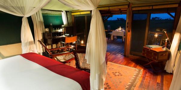 Botswana - Linyanti, Selinda & Kwando - Selinda Camp - Room