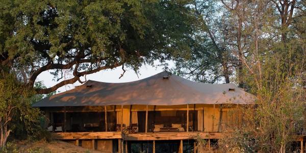 Botswana - Linyanti, Selinda & Kwando - Zarafa Camp - Overview