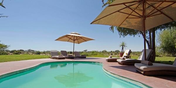 Botswana - Makgadikgadi - Leroo La Tau - Pool