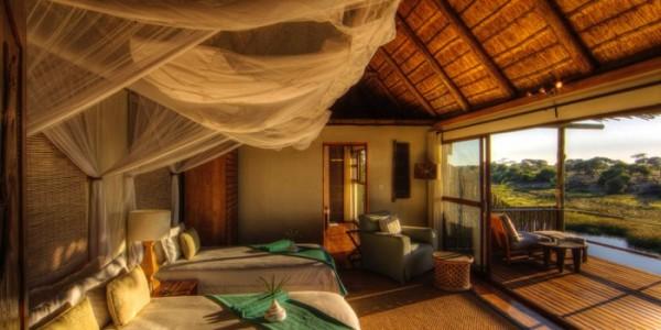 Botswana - Makgadikgadi - Leroo La Tau - Room